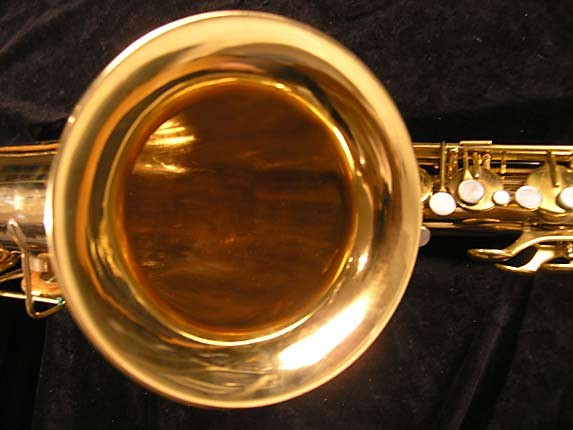 Selmer Gold Plate Super Tenor - 17354 - Photo # 12