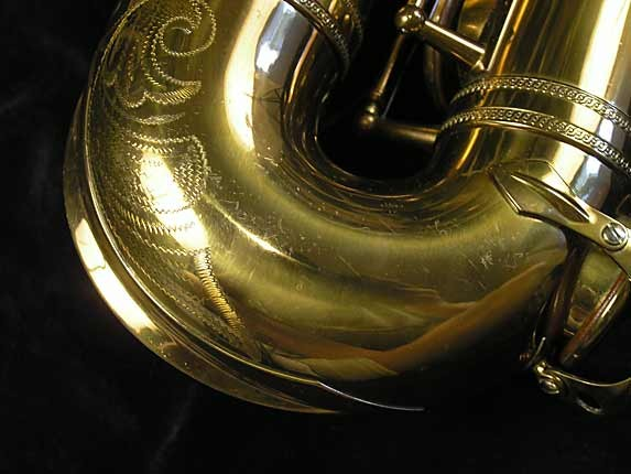 Selmer Lacquer Balanced Action Alto - 26416 - Photo # 22