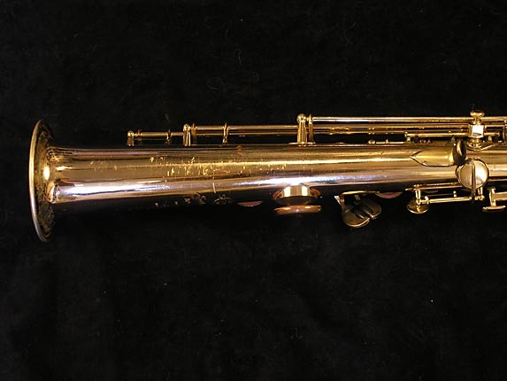 Selmer Lacquer Mark VI Soprano - 141868 - Photo # 5
