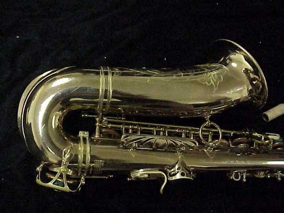 Selmer Lacquer Mark VI Alto - 113250 - Photo # 5