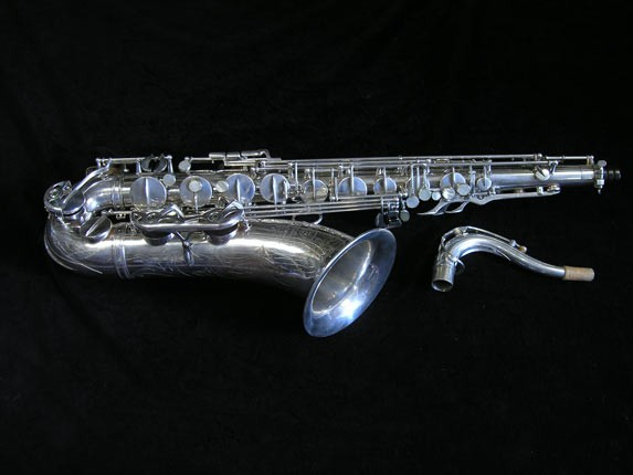 Selmer Silver Plate Mark VI Tenor - 82047 - Photo # 1