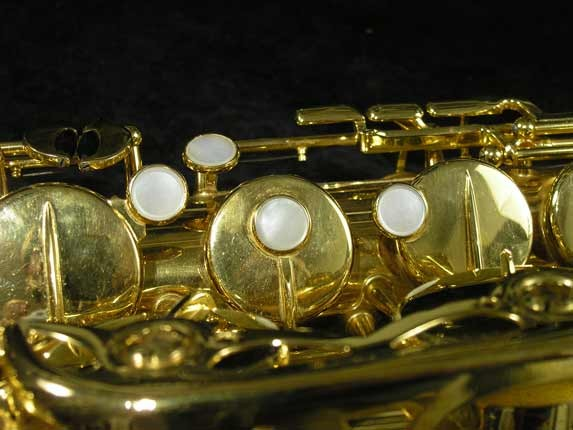 Selmer Gold Plate Mark VI Tenor - 142934 - Photo # 15