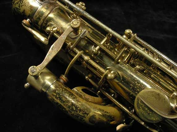 Selmer Lacquer Mark VI Baritone - 137237 - Photo # 10
