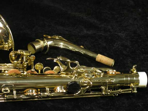Selmer Lacquer Super Action 80 serie II Alto - 651255 - Photo # 6