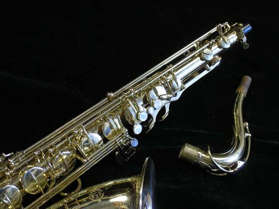 Selmer Lacquer Super Action 80 serie III Tenor - 556900 - Photo # 4