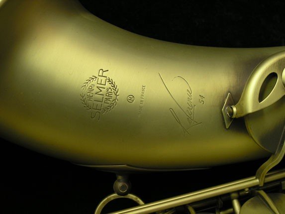 Selmer Reference 54 Tenor - 640108 - Photo # 13