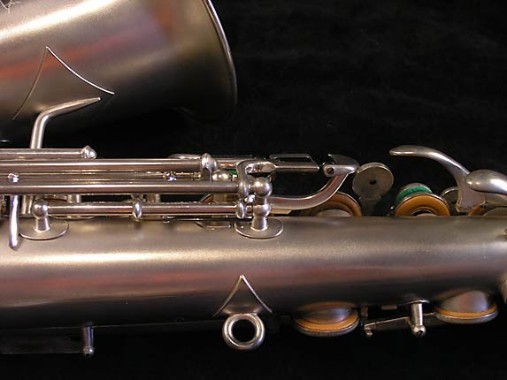 Buescher Silver Plate True Tone Alto - 211895 - Photo # 14