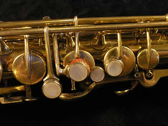 "Martin Gold Plate ""Elkhart"" Alto - 56694 - Photo # 8"