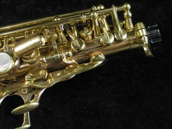 Yanagisawa Bronze Lacquer S-992 Soprano - 00233966 - Photo # 7