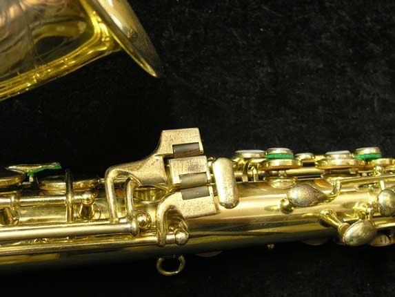 "Conn ""New Wonder"" Gold Plate Alto - 98974 - Photo # 9"