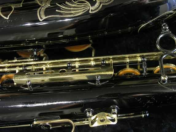 Keilwerth Black Nickel SX-90R Tenor- 102812 - Photo # 19
