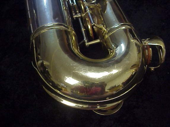 King Silver-Sonic Gold Inlay Super 20 Tenor - 532373 - Photo # 16