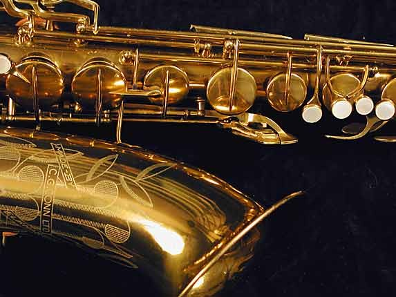 Conn Lacquer 10M Tenor - 291547 - Photo # 5