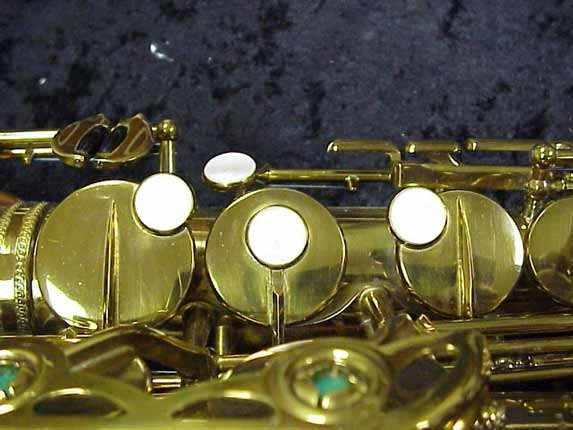 Selmer Lacquer Super Balanced Action Alto - 51899 - Photo # 17