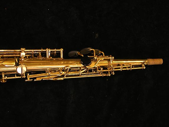 Selmer Lacquer Mark VI Soprano - 141868 - Photo # 6