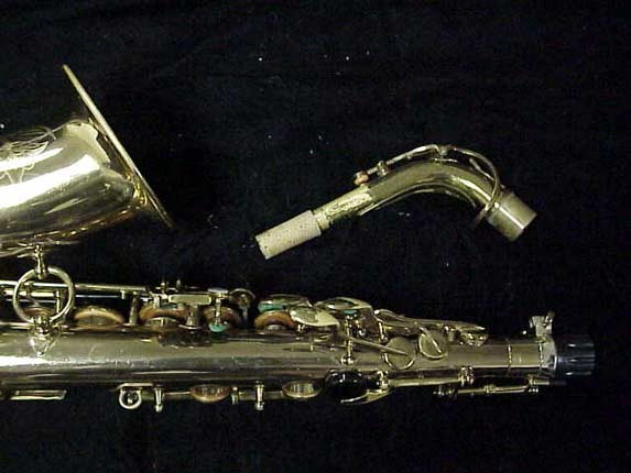 Selmer Lacquer Mark VI Alto - 113250 - Photo # 6