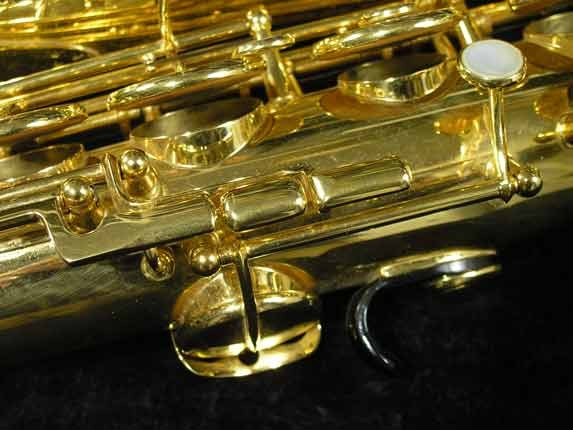 Selmer Gold Plate Mark VI Tenor - 142934 - Photo # 16