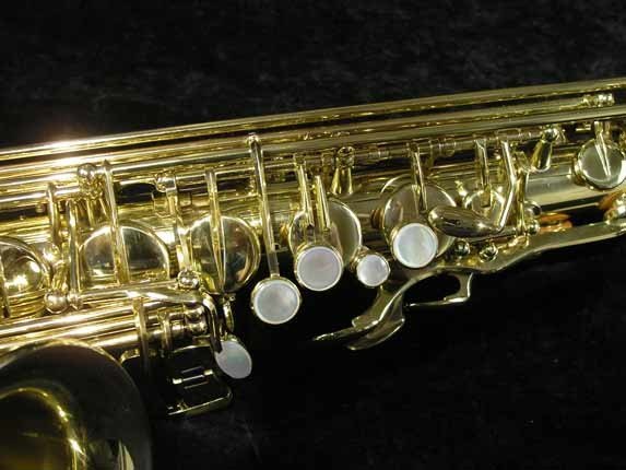 Selmer Lacquer Super Action 80 serie II Alto - 651255 - Photo # 7