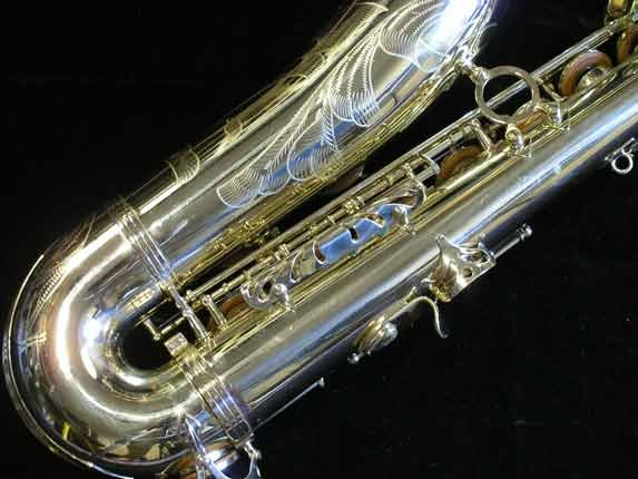 Selmer Lacquer Super Action 80 serie III Tenor - 556900 - Photo # 5