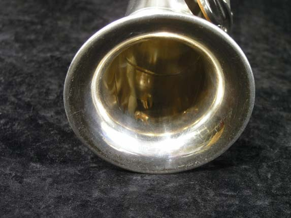 Buescher Silver Tipped Bell True Tone Soprano - 234860 - Photo # 20