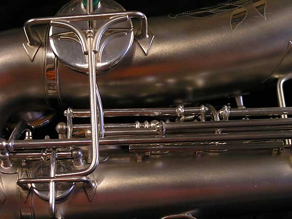 Buescher Silver Plate True Tone Alto - 211895 - Photo # 15