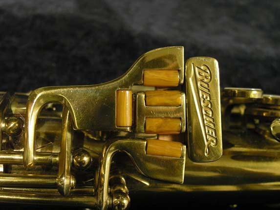"Buescher Lacquer Aristocrat ""Big B"" Alto - 295790 - Photo # 8"