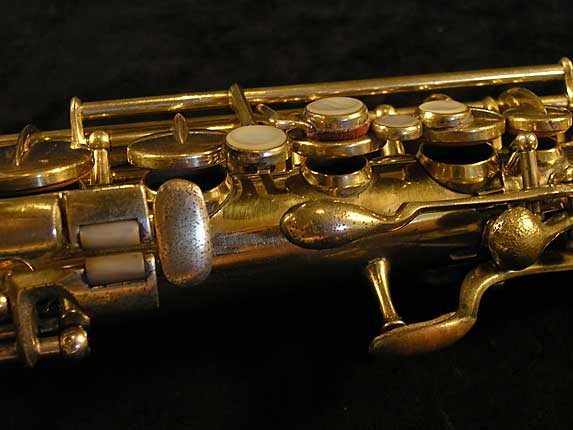 "Martin Gold Plate ""Elkhart"" Alto - 56694 - Photo # 9"