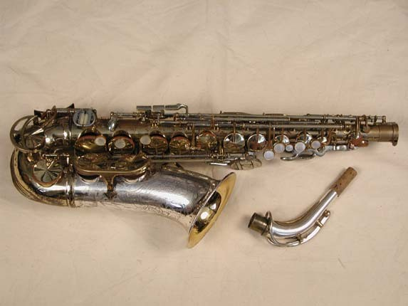 King Silver-Sonic Super 20 Alto - 618191 - Photo # 1