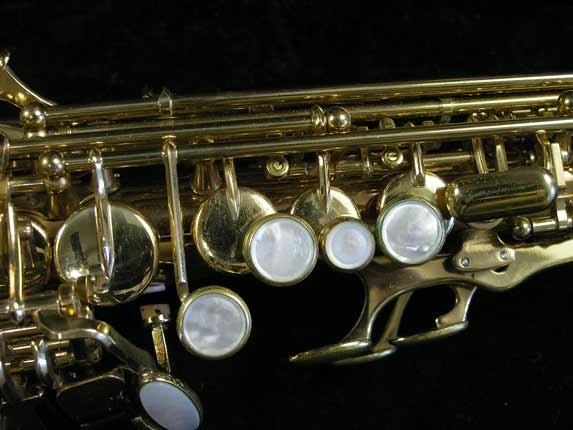 Yanagisawa Bronze Lacquer S-992 Soprano - 00233966 - Photo # 8