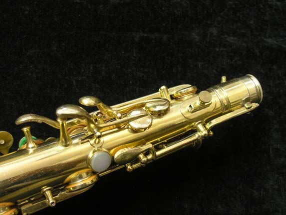 "Conn ""New Wonder"" Gold Plate Alto - 98974 - Photo # 10"
