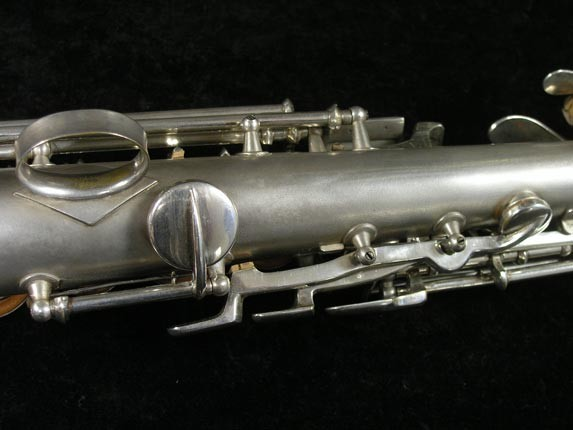 Conn Silver Chu Berry Soprano - 211964 - Photo # 12