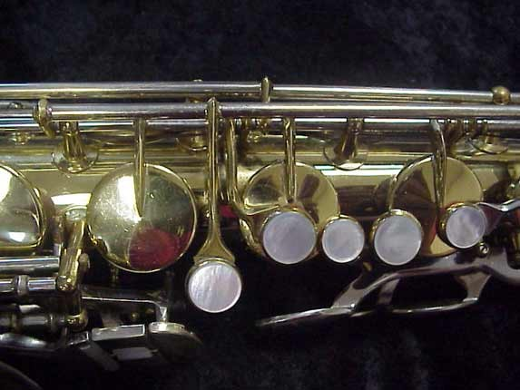 King Silver-Sonic Gold Inlay Super 20 Tenor - 532373 - Photo # 17