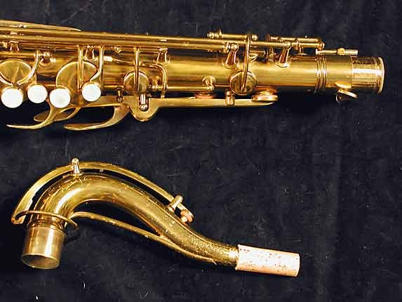 Conn Lacquer 10M Tenor - 291547 - Photo # 6
