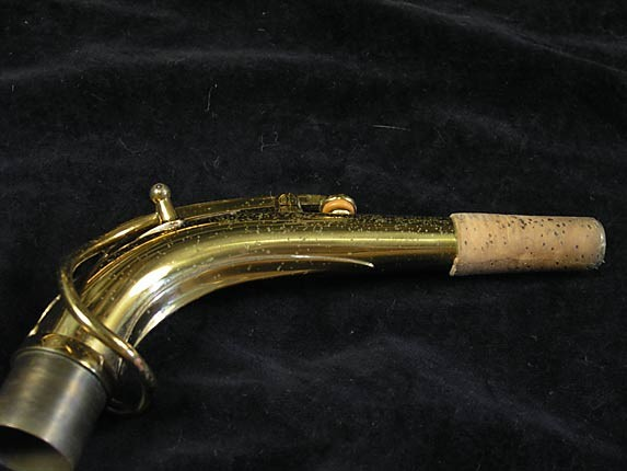 Selmer Lacquer Balanced Action Alto - 26416 - Photo # 24