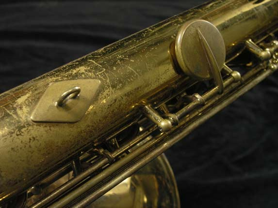 Selmer Lacquer Mark VI Baritone - 137237 - Photo # 12