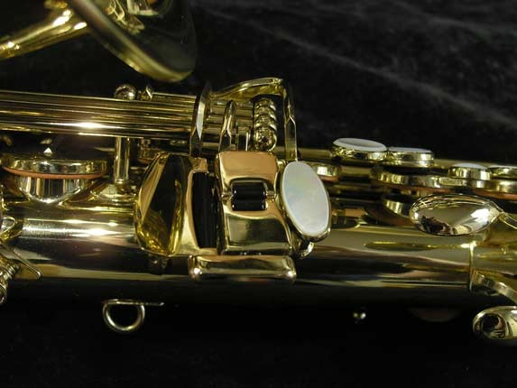 Selmer Lacquer Super Action 80 serie II Alto - 651255 - Photo # 8