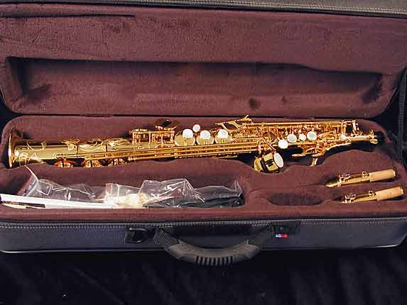 Selmer Lacquer Super Action 80 serie III Soprano - 510733 - Photo # 19