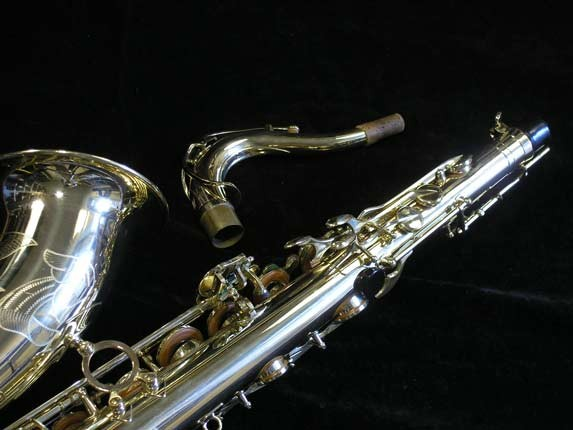 Selmer Lacquer Super Action 80 serie III Tenor - 556900 - Photo # 6
