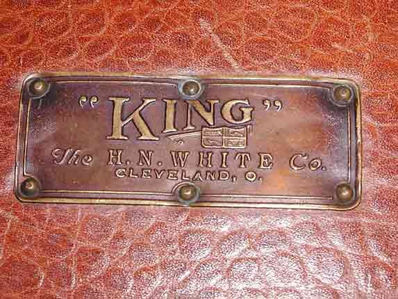 "King Gold Plate H.N. White ""Artist"" Alto - 99103 - Photo # 23"