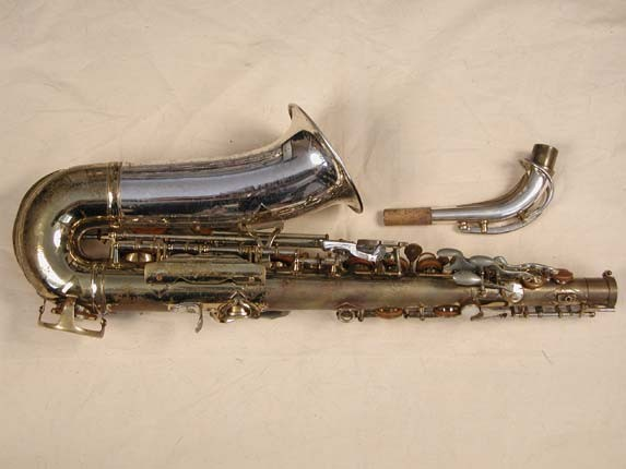 King Silver-Sonic Super 20 Alto - 618191 - Photo # 2