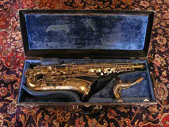 King Silver-Sonic Gold Inlay Super 20 Tenor - 385231 - Photo # 22