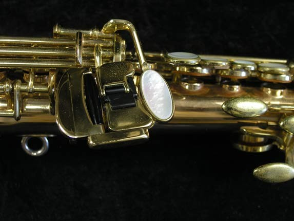 Yanagisawa Bronze Lacquer S-992 Soprano - 00233966 - Photo # 9