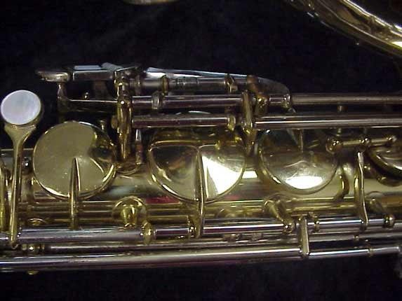 King Silver-Sonic Gold Inlay Super 20 Tenor - 532373 - Photo # 18