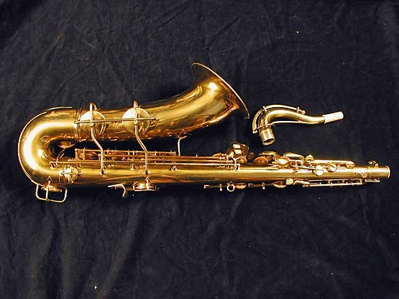 Conn Lacquer 10M Tenor - 291547 - Photo # 7
