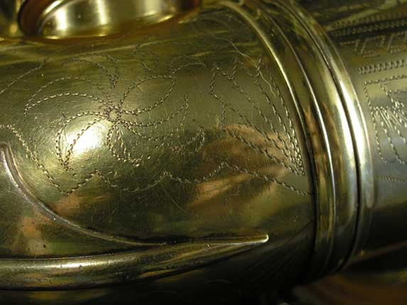 Conn Gold Plate Art Deco Transitional Alto - 248650 - Photo # 15