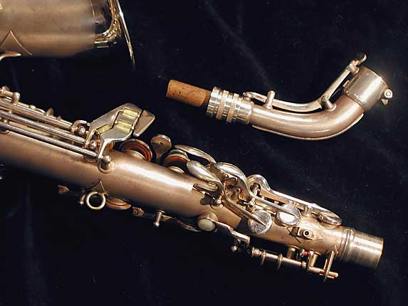 Conn Silver Plate Transitional 6M Alto - 268713 - Photo # 6