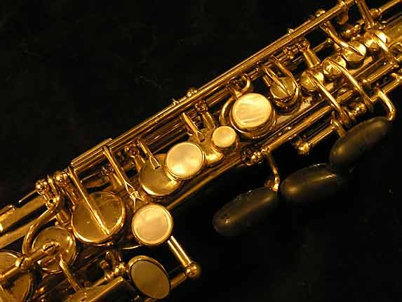 Selmer Lacquer Mark VI Soprano - 141868 - Photo # 8