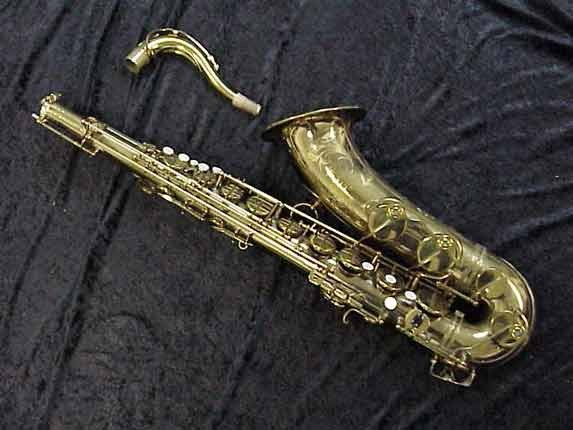 Selmer Lacquer Mark VI Tenor - 122108 - Photo # 1
