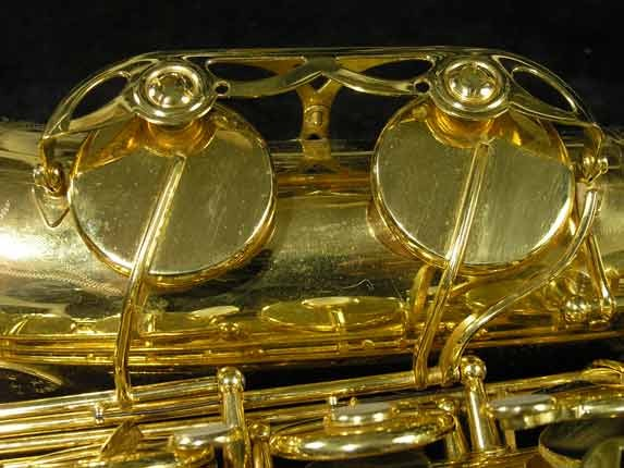 Selmer Gold Plate Mark VI Tenor - 142934 - Photo # 18