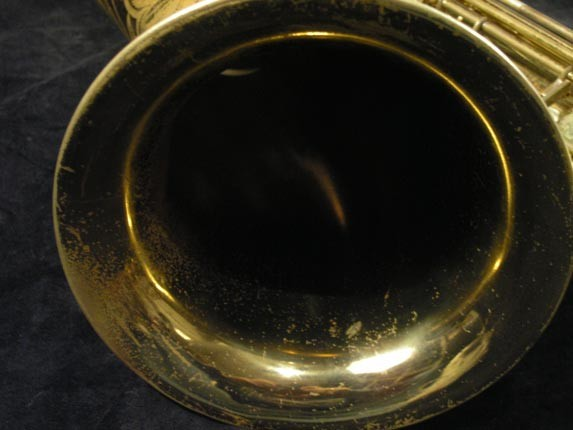 Selmer Lacquer Mark VI Baritone - 137237 - Photo # 13